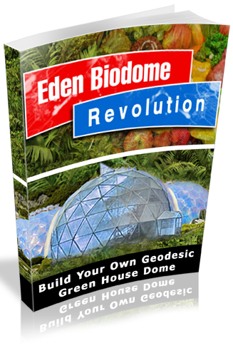 The Eden Biodome Revolution scam